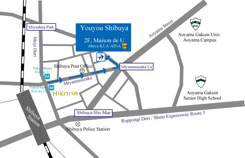 Youyou Shibuya