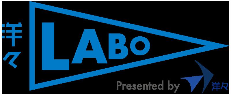 洋々ラボのロゴ